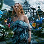 La suite d'Alice au Pays des Merveilles en tournage