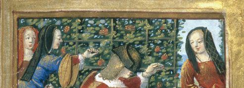 Colin-maillard: le jeu de l'amour et du hasard