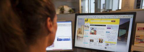 Surfer sur Internet au bureau: attention à ne pas dépasser les limites