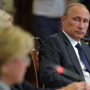 Poutine riposte en interdisant les importations agroalimentaires