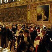 Louez la galerie royale du Palais de Westminster