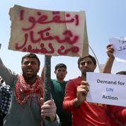 Irak: les djihadistes persécutent les Yazidis
