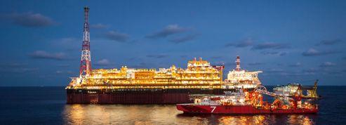 Clov, l'usine flottante qui aspire du pétrole à 1200mètres sous la mer