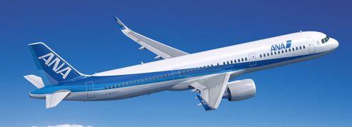 Commerce extérieur : aéronautique, spatial etautomobile en pointe