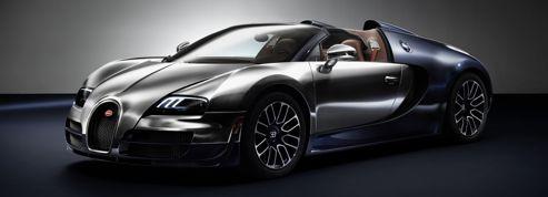La Veyron Ettore Bugatti entre dans les Légendes