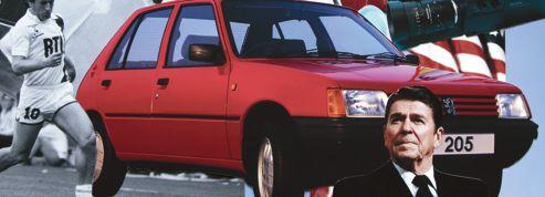 1983, la Peugeot 205 : le numéro miracle