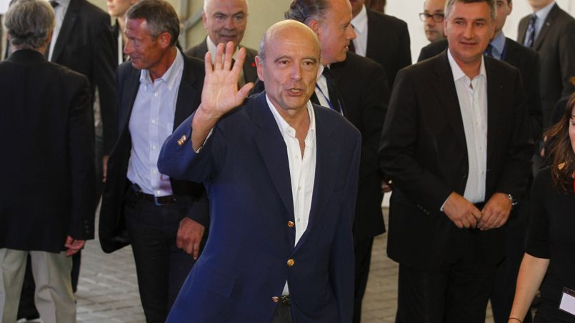 Alain Juppé indigné de «l'effacement de la France sur la scène internationale»
