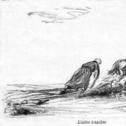 L'autre tranchée, hommage aux paysannes (1916)