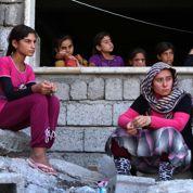 À Duhok, les réfugiés irakiens trouvent un répit