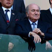 Sepp Blatter candidat pour un cinquième mandat à la tête de la Fifa