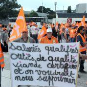 Abattoirs Gad : 1000 emplois menacés