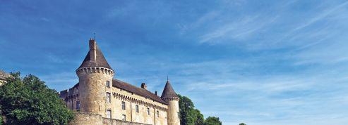 Joyeux enfants de la Bourgogne persillée