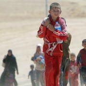 Irak: comment est acheminée l'aide humanitaire française