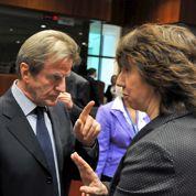 Irak: Ashton critiquée par la classe politique française