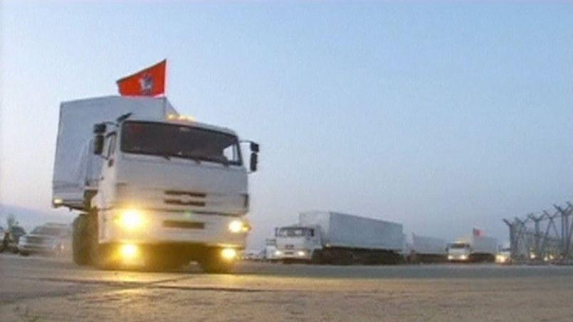 L'Ukraine se méfie du «convoi humanitaire» russe