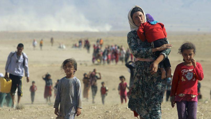 Irak : le tragique exode de Resala