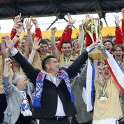 Des anciens clubs ukrainiens en Crimée débutent leur saison en Russie