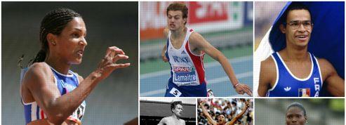 Ils ont marqué l'athlétisme français à jamais