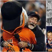 Baseball, cyclisme, tennis… Le Robin Williams fan de sport
