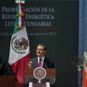 Le Mexique ouvre son secteur pétrolier aux étrangers