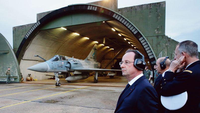 La France livre des armes aux Kurdes d'Irak