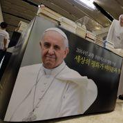 En Corée, le pape François part à la conquête de l'Asie