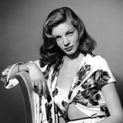 Lauren Bacall, le regard revolver