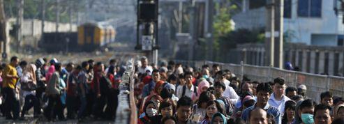 La moitié des mégalopoles seront dans les pays émergents d'ici 2030