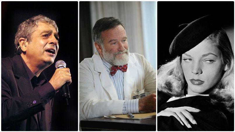 Enrico Macias, Barack Obama, Lauren Bacall... les phrases choc de la semaine