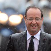 La «danse de la pluie» de François Hollande pour attirer la croissance