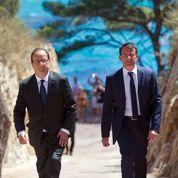 Politique économique: Hollande et Valls s'accrochent à leur cap