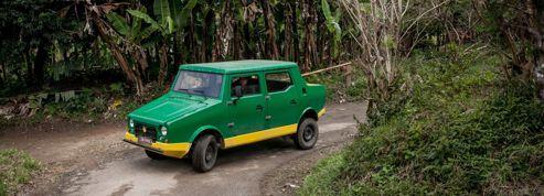 La Mazana II, le rêve d'une voiture «made in Madagascar»
