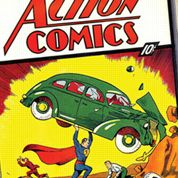 Le 1er comic book de Superman dépasse les 2 millions de dollars