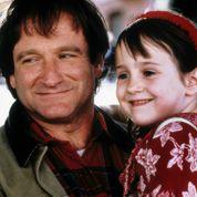 Robin Williams: son message de soutien à une jeune cancéreuse