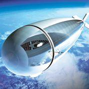 Un projet français de dirigeable stratosphérique