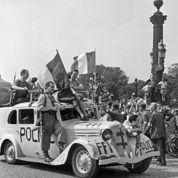 Paris célèbre le 70e anniversaire de sa libération