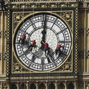 Big Ben se refait une beauté