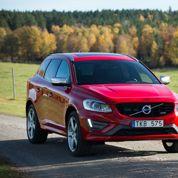 Volvo en forme grâce à la Chine, pays de son actionnaire