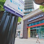 Sanction record mais indolore pour Bank of America