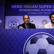 Pourquoi le nouveau championnat indien de football séduit les «stars» étrangères