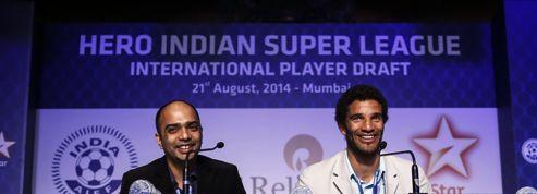 Pourquoi le nouveau championnat indien séduit les «stars» étrangères