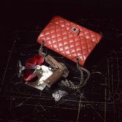 Le sac 2.55 de Chanel : Meurtre au 2.55