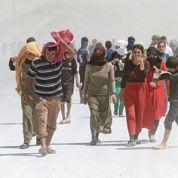 À Sinjar, les yeux fous des djihadistes hantent toujours Elias, le yazidi