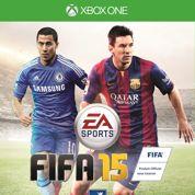 Les Bleus boudés sur la jaquette de Fifa 15