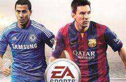 Les Bleus boudés sur la jaquette de <i>Fifa 15</i>