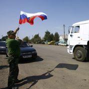 Ukraine : le convoi russe force le passage, Kiev dénonce une «invasion»