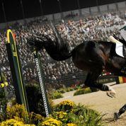 Les Mondiaux d'équitation, une manne financière