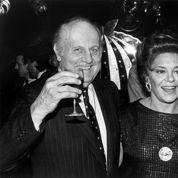 Décès de la baronne Philippine de Rothschild