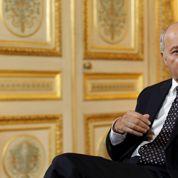 Fabius : «L'État islamique, une menace mortelle»