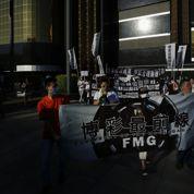 La révolte des croupiers des casinos de Macao